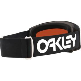 Oakley Line Miner XL Lunettes de ski Homme, factory pilot black/prizm snow sapphire